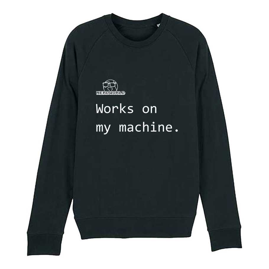 Works On My Machine Jumper